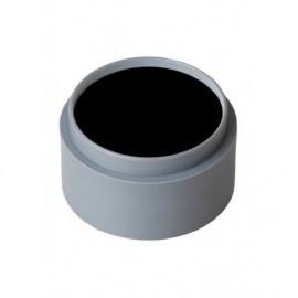 Maquillaje negro al agua grimas 60 ml profesional