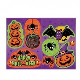 Decoracion halloween infantil surtidos pared