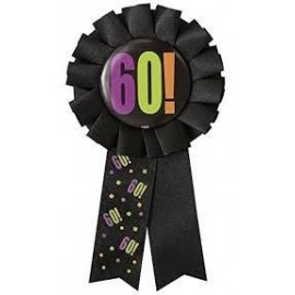 Medalla 60 cumpleaños