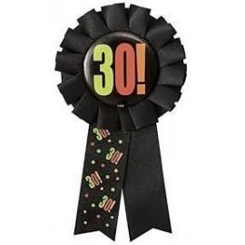 Medalla 30 cumpleaños