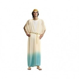 Disfraz de dios griego para hombre talla ml