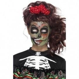 Kit de maquillaje para zombie
