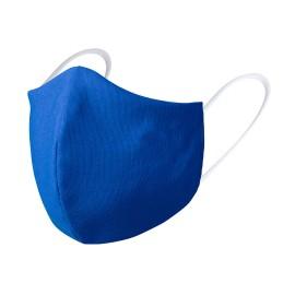 Mascarilla reutilizable Azul y personalizable adulto