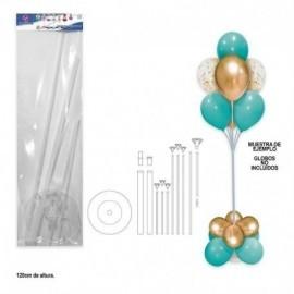 Estructura para bouquet de globos 120 cm