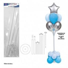 Estructura para bouquet de globos 150 cm