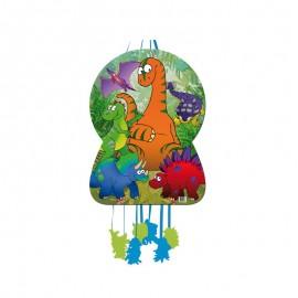 Piñata dinosaurios para cumpleaños 62 x 42 cm