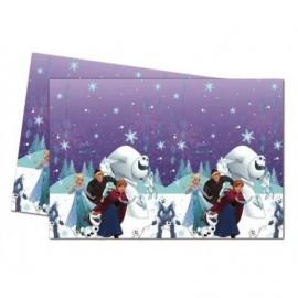 Mantel cumpleaños Frozen 120x180 cm