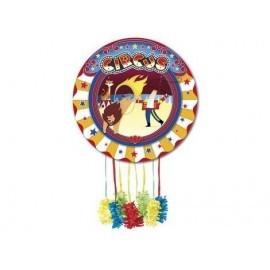 Piñata circo cumpleaños 43 cm