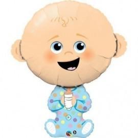 Globo barato bebe niño 96 cm helio o aire