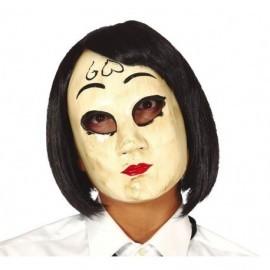 Mascara la purga mujer barata