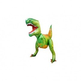 Globo barato dinosaurio gigante 152 cm para helio o aire