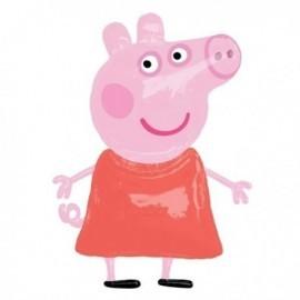 Globo barato Peppa Pig gigante 91x121 cm