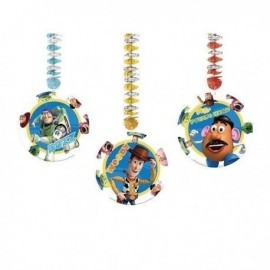 Colgantes Toy Story 3 uds 23 cm