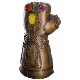 Guantelete del infinito guante de Thanos endgame adulto
