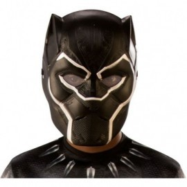 Mascara Black Panther para niño infantil