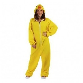 Disfraz barato Pato para adulto pijama kugurimi