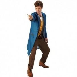 Disfraz barato Newt Scamander para hombre adulto