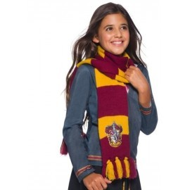 Bufanda Griffindor deluxe original Harry Potter