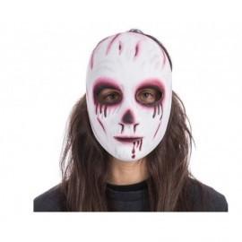 Mascara sangrienta la purga