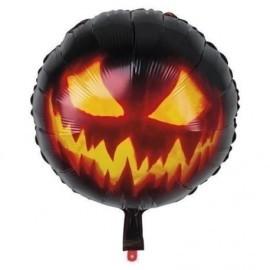 Globo halloween calabaza foil 45 cm