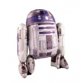 Globo R2D2 Star Wars gigante 96 cm