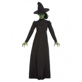 Disfraz Bruja Negra mujer original