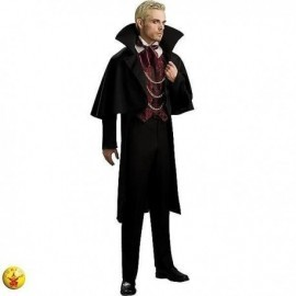 Disfraz de baron vampiro Talla L