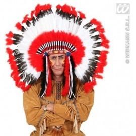 Tocado indio americano