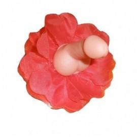 Broche horquilla flor pito