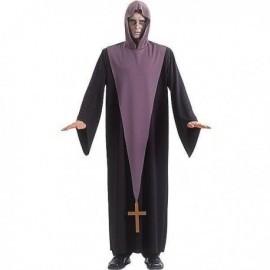 Disfraz de exorcista monje maldito secta 51400