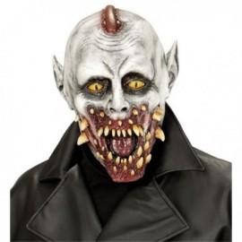 Mascara vampiro boca dientes careta extra grande