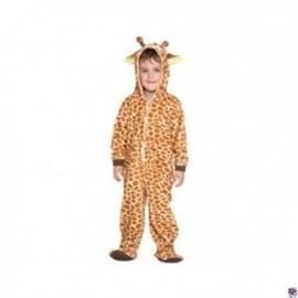 Disfraz de jirafa infantil talla 2-3 años