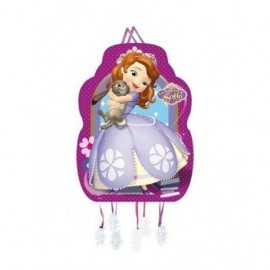 Piñata princesa sofia perfil princesas disney