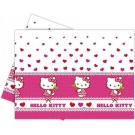 Mantel hello kitty hearts