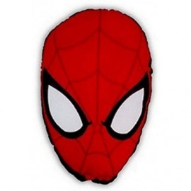 Cojin forma de spiderman