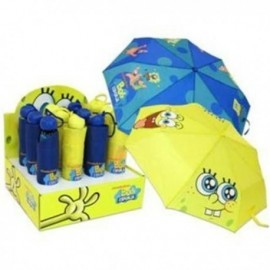 Paraguas plegable bob esponja