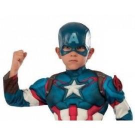Mascara capitan america infantil 36238
