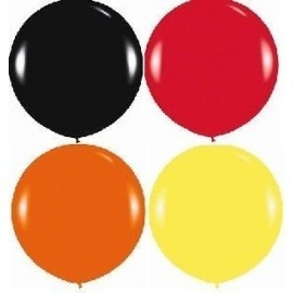 Globo latex gigante 90 cm r36 colores