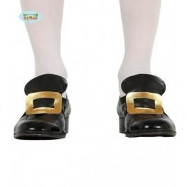 Hebillas para los zapatos bruja o epoca