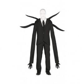 Disfraz de creepypasta talla l adulto terror barato