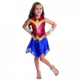 Disfraz de wonder woman para niña talla 8-10 años