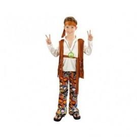 Disfraz de hippie niño hippy infantil tallas