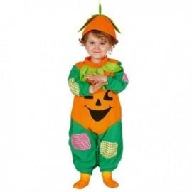 Disfraz de calabaza para bebe infantil tallas