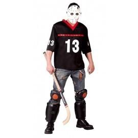 Disfraz de hockey asesino viernes 13 similar jason talla m o l