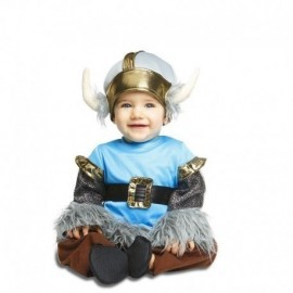 Disfraz de vikingo para bebe barato