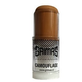 Covercream de camuflaje en barra de 23 ml Anaranjado