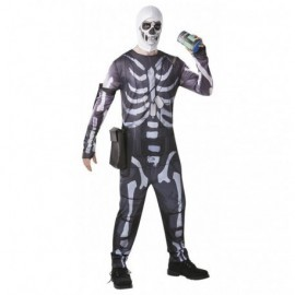 Disfraz de Skull Trooper Fornite tallas