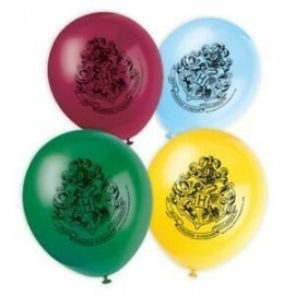 Globo baratos Harry Potter latex originales 8 uds de 30 cm