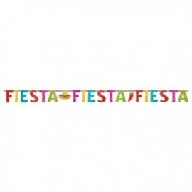 Banderin de Fiesta Mejicana 3,65 metros