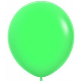 """Globo barato Sempertex 18"""" 45 cm Verde 6 uds"""